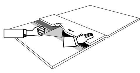 Лента для склеивания QuickSeam Splice Tape